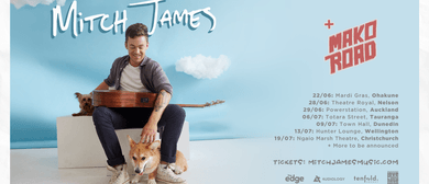 Mitch James - Bright Blue Skies Tour: SOLD OUT