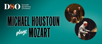 DSO - Michael Houstoun Plays Mozart