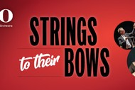 Image for event: DSO - Strings to Their Bows