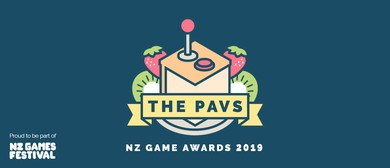 The Pavs - NZ Game Awards 2019