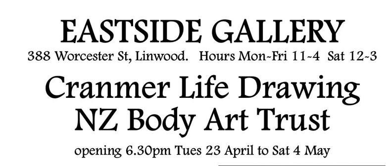 Cranmer Life Drawing & NZ Body Art Trust