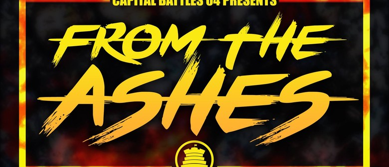 Capital Battles 04: From The Ashes