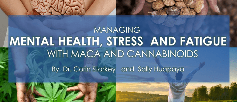 Managing Mental Health and Fatigue With Maca & Cannabinoids