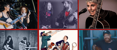 44th Canterbury Folk Music Festival Easter 2019