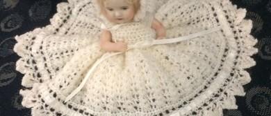 Rose City Porcelain Doll Club Doll, Bear and Craft Gala