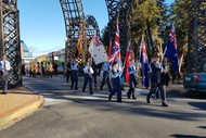 Image for event: Rotorua's ANZAC Parade and Civic Memorial Service