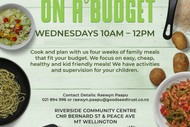 Image for event: Family Meals Workshops