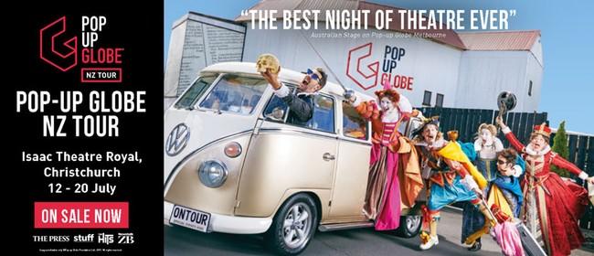Pop-up Globe NZ Tour