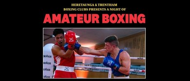 Amateur Boxing Tournament