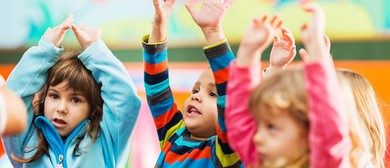 Little Movers Dance & Drama Classes (For 4 Year Olds)