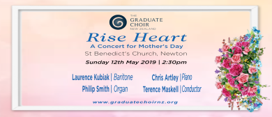 Rise Heart - A Mother's Day Concert