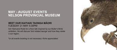 Meet Our Kaitiaki Taonga Māori