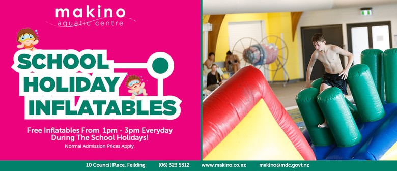 School Holiday Inflatables