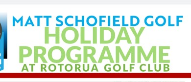 Matt Schofield Golf Holiday Programme