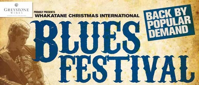 Whakatane Christmas International Blues Festival
