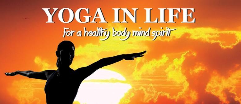 Yoga In Life - Elders Yoga Classes