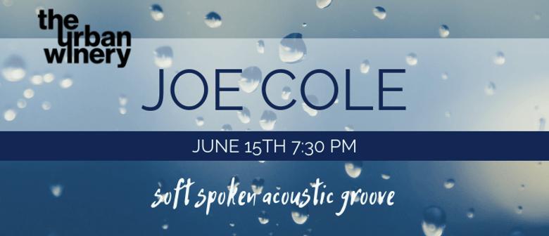 Saturday Night Session with Joe Cole