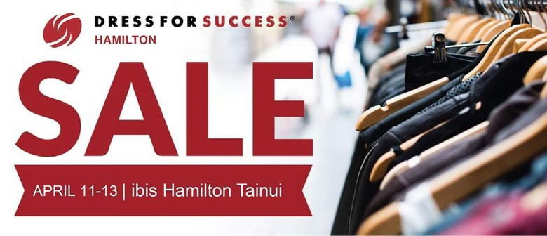 Dress for Success Clothing Sale