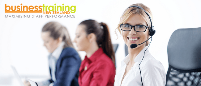 Customer Service Excellence – Business Training NZ Limited