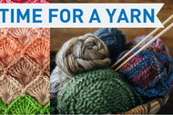 Image for event: Time for A Yarn