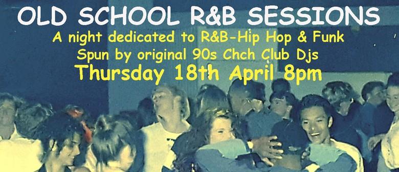 Old School R&B Sessions