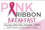 Image for event: Pink Ribbon Breakfast Hilton