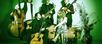 Caro Manins La Luna & The Gadjos