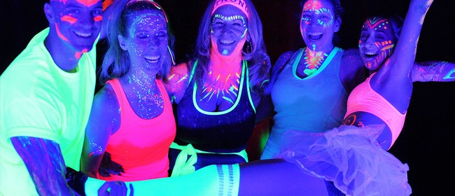 The Illuminator Napier Night Run/Walk