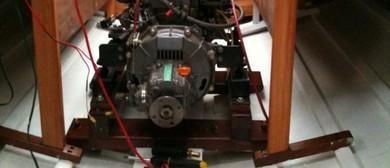 Marine Propulsion Systems Seminar