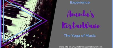 Ananda's KirtanWave – A Dynamic Mantra Music Journey