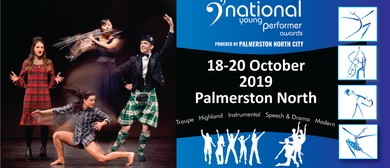 National Young Performer Awards 2019