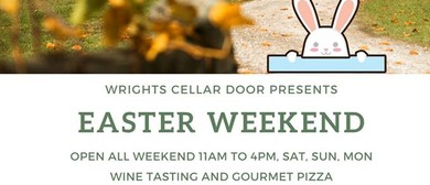 Easter Egg Hunt in the Vines Sunday Wrights Vineyard Winery