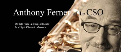 Anthony Ferner of the CSO