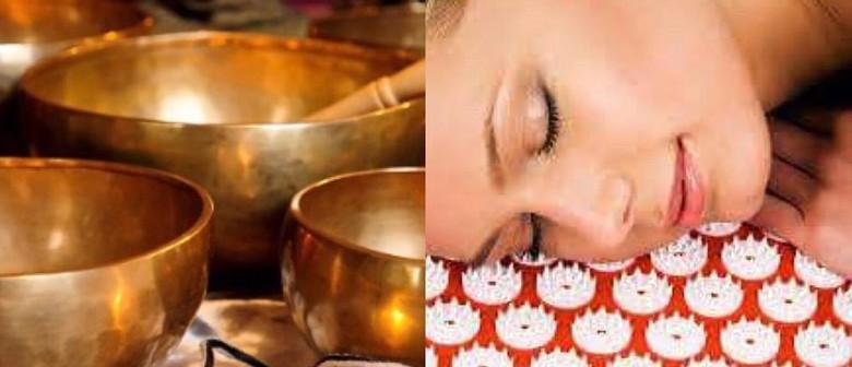 Pure Bliss - Shakti Mat Class & Sound Journey Meditation