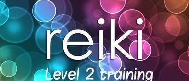 Reiki Usui Level 2 Training Workshop & Attunements