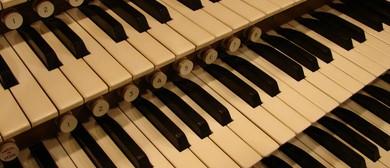 10 x 10 Organ Concert: David Burchell