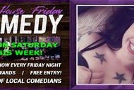 Image for event: Fun House Easter Saturday Stand-up Comedy