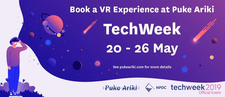 TechWeek - VR