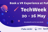 Image for event: TechWeek - VR