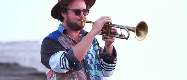 Creative Jazz Club: Eamon Dilworth (Australia)