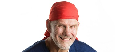 Lunch with Peter FitzSimons