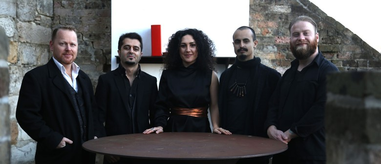 Creative Jazz Club: Zela Margossian (Sydney)