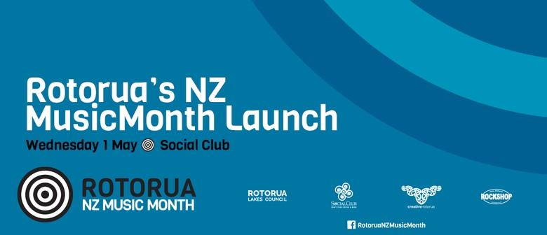Rotorua's Opening Night Celebrating NZ Music Month