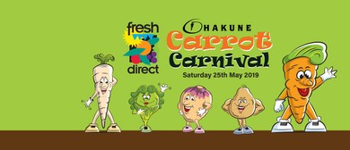 Fresh Direct Ohakune Carrot Carnival