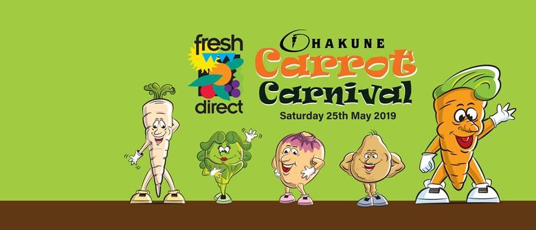 Fresh Direct Ohakune Carrot Carnival