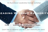 Image for event: Leading Without Authority: Become More Influential