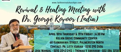 Revival and Healing Meeting with Dr George Kovoor