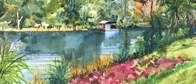 Art Exhibition - Summer Watercolours by Andrew Hoskins