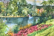 Image for event: Art Exhibition - Summer Watercolours by Andrew Hoskins