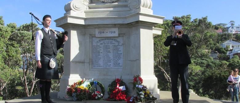 Brooklyn ANZAC Day Remembrance Service